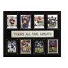 """NCAA Football 12""""x15"""" LSU Tigers All-Time Greats Plaque"""