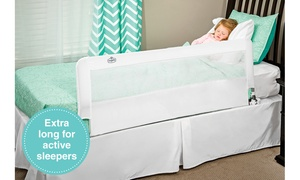 Regalo Hide-Away Extra-Long Safety Bed Rail