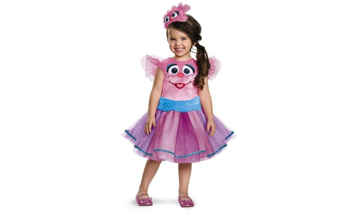 Abby Tutu Deluxe Child Costume