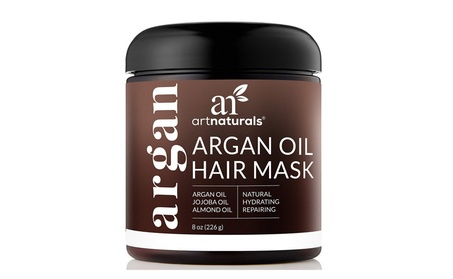 ArtNaturals Argan Oil Hair Mask - (8 Oz/226g)
