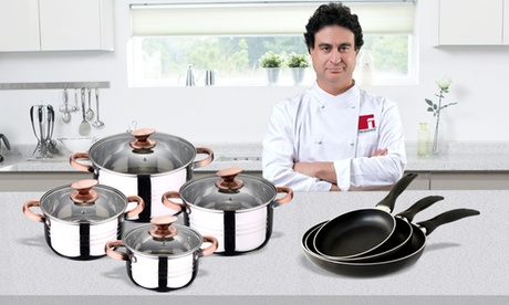 Batería de cocina San Ignacio con hasta 11 piezas