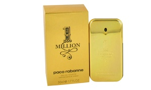 1 Million By Paco Rabanne Choose Size Edt Spray For Men New In Box