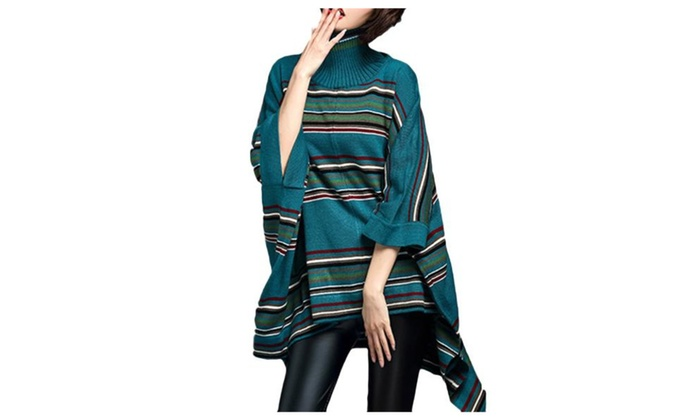Women's Asymmetric Hem Casual Simple Pullover Pullovers