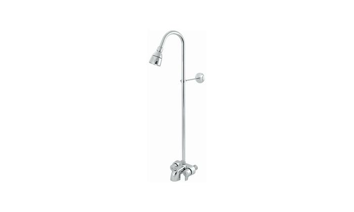Add On Shower For Clawfoot Tub U0026 Shower