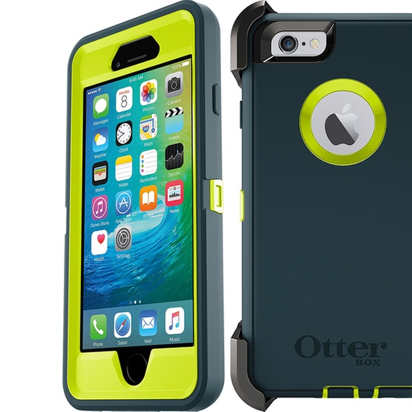8870c93bc OtterBox Defender Series Case and Belt Clip for Apple iPhone 6/6s ...