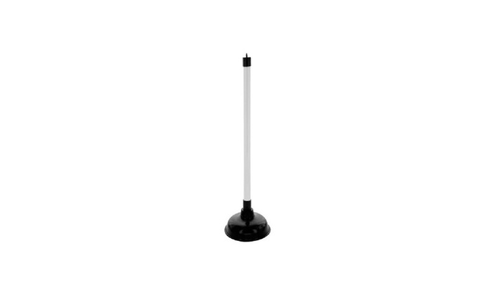 Bulk Buys Plunger With Plastic Handle - Pack Of 8