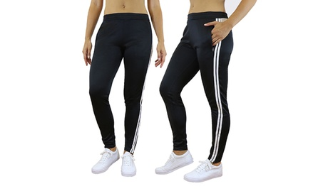 Women's Moisture Wicking Track Jogger Pants