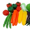 Supreme Play Fruits Pretend Play Toy Food Playset w/ Assorted Toy Fruits