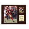 "NFL 12""x15"" Frank Gore San Francisco 49ers Player Plaque"