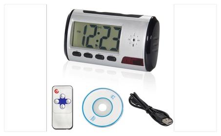 Spy Camera Alarm Clock Micro Hidden Nanny Cam Motion Detection 23e5748c-857b-4b31-a64e-d776ee7f01e9