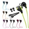 Wireless Stereo Sports Sweatproof Bluetooth Earphone Headphone Earbuds