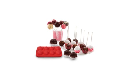 Top Cake Pops Silicone Baking 8 Cup Tasty Pop Guide Flex Pan Mold Tray fa4b5ca2-44c8-4f91-91c1-1dca2338c5c9