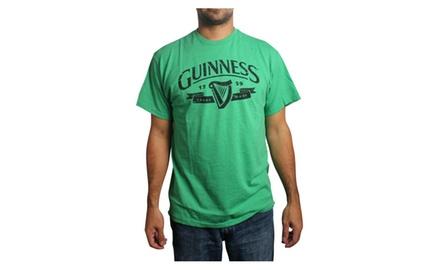 Classic Guinness Green T Shirt