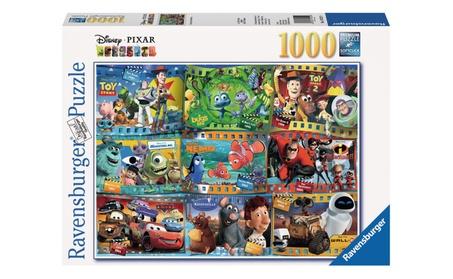 Ravensburger Disney Pixar™ Disney-Pixar: Movies (1000 pc Puzzle) 19222 7c53f307-19e3-4ba3-b0cb-d43ffe4d2a39