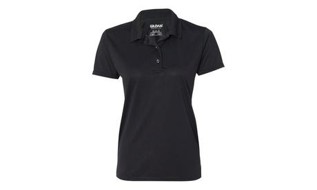 Gildan Womens Jersey Sport Polo Shirt 44800L-1 1b9b94a7-7d2f-4c41-8ece-60a575a24394