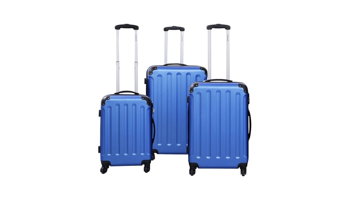 be9f7a3f5a15 Up To 15% Off on GLOBALWAY 3 Pcs Luggage Trave...