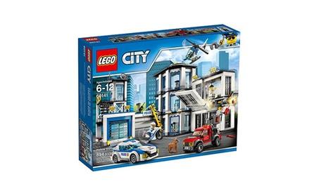 LEGO City Police Station 60141 Cool Toy For Kids 45e39505-632e-4e6f-81dd-f8e4dd93a6a6