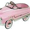 Dexton Pink Comet Sedan