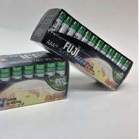 96-Pack Fuji Enviromax AA and AAA Super Alkaline Batteries Deals