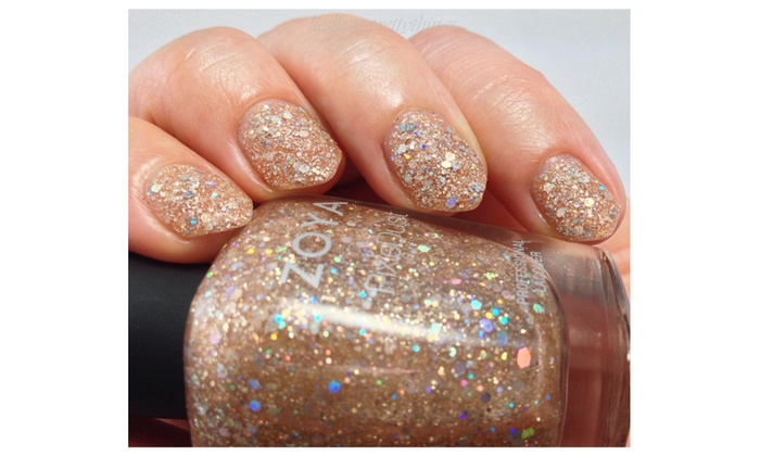 Zoya Natural Nail Polish Bar Magical Pixiedust Zp761