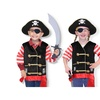 Pirate Costume and Role Play Set