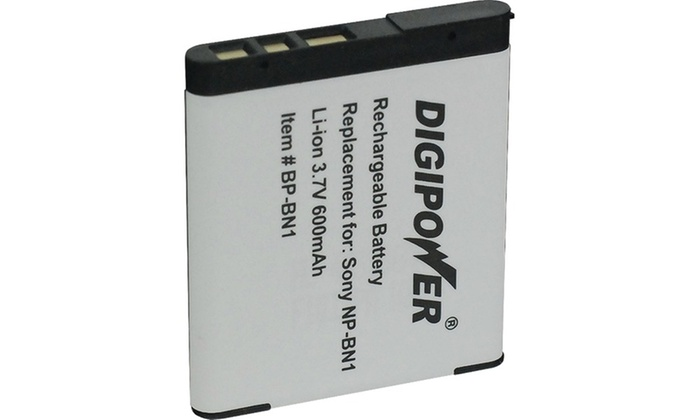 Digipower Sony Digital Camera Replacement Battery