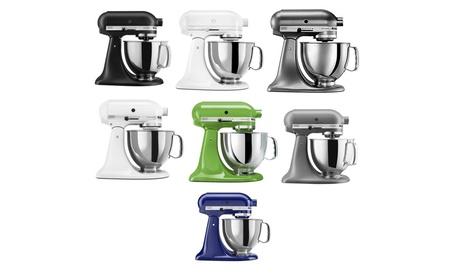 KitchenAid Artisan Series 5 Qt. Stand Mixer w/ Pouring Shield photo