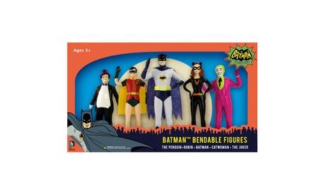 Batman 1966 Bendable Boxed Set e544bca8-9d10-493c-bfac-82db38dcff51