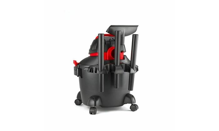 Shop-Vac 6-Gallon 3.5-HP Wet//Dry Home Garage Shop Vacuum Cleaner Lightweight