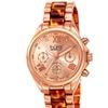 Burgi Women's Diamond Swiss Multifunction Watch BURGP130