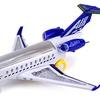 Cartoon Aero Jet Battery Operated Bump and Go Toy Plane