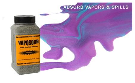 VAPORSORB Natural Fume Remover: 2 lb. Rid Chemical, Solvent & Vapors a80c0750-a865-4184-b863-d737b26f78ae