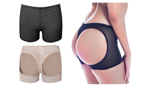 Stretchy and Invisible Booty Lifter Boy Short - Regular and Plus Size 9bdf9b27-5a0b-4616-8e1d-ac072e877f50