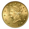 Liberty Head $10 Gold Coin (1838-1907)