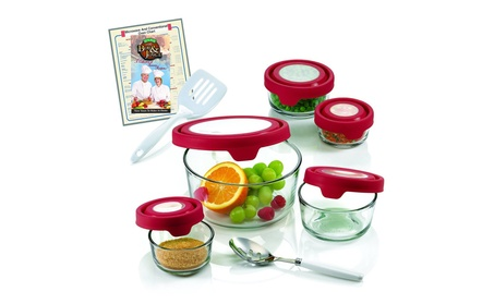 Anchor Hocking Ah14Ts Storage Bowl Set with TruSeal TM See-Thru Lid efd1be5b-df24-4a64-ad0f-ed94a381f659