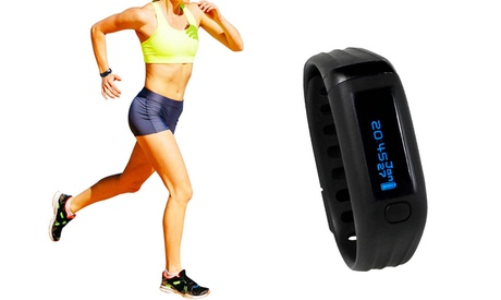 Wireless Bluetooth Activity Tracker Fitness Technology