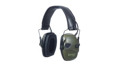 Howard Leight Impact Sport OD Electric Earmuff, Green 1d5518a8-0f63-4acb-9b6d-c4370ed8b44a