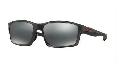 8720f397cc Oakley Chainlink Ferrari Men Sunglasses (A) OO9252-10 Steel   Black Iridium