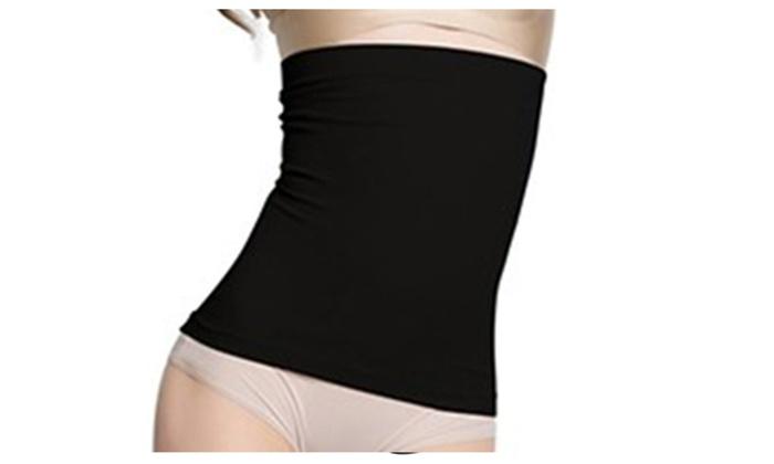 Bernotti Premium Women's Extra-Wide Detox Stomach Wrap