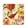 Lisa Audit Rainbow Garden Spice III Canvas Print