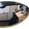 Never-startle Rear-view ComputerMonitor Mirror