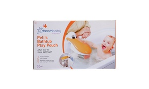 Dreambaby Peli's Play Pouch Bath Toy Bag
