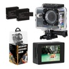 Frisby 4k Wi-Fi Action Camera Ultra HD 4k 30fps 16MP Sony Sensor