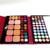 72-Color Makeup Set with Eyeshadow, Blush, Bronzer, and Lip Gloss