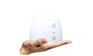 Portable USB Mini Ozone Anion Air Purifier