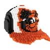 Forever Collectibles  MLB 3D BRXLZ Mini Cap
