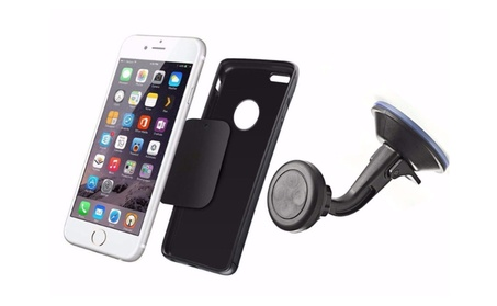 Universal Quick-Snap Magnet Car Mount Holder for Smartphones 2ba5b73a-69c8-474d-aef9-587460bebe70