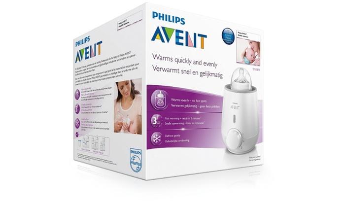 Fast Multiple Variations Philips AVENT Bottle Warmer