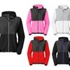 Ladies Classic Zip Up Soft Fleece Hoody Jacket