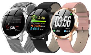 iNova Smart Watch Fitness Tracker Compatible with iPhone & Android Phones